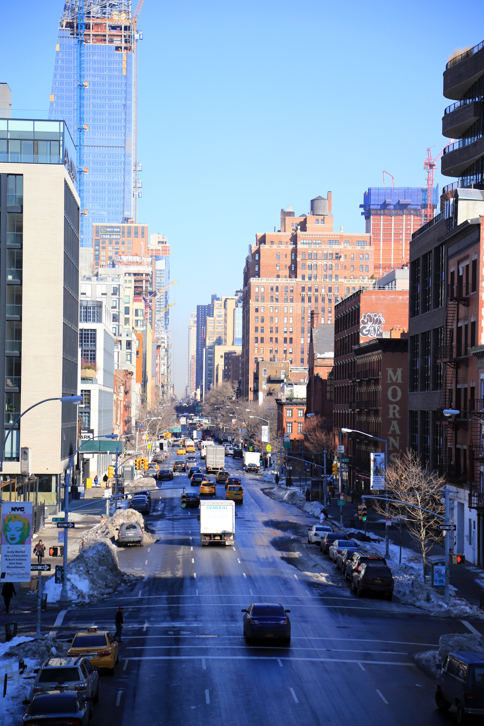 New-York Street-view