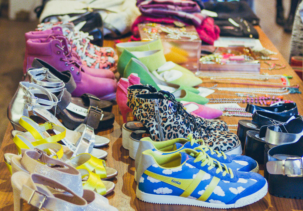 #TheBloggersMarket shinythoughts colourful shoes for sale