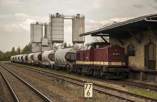 train germany diesel dr leg bahn 202 germania treni sassonia