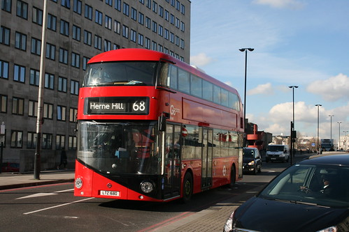 68 to Herne Hill