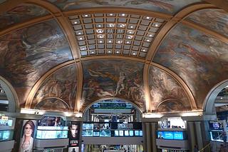 Buenos Aires - Gallerias Pacifico murals