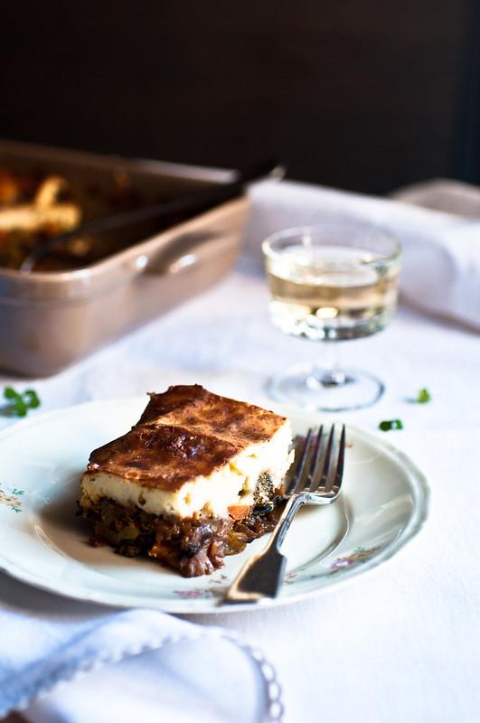 Veggie Sheperd's Pie