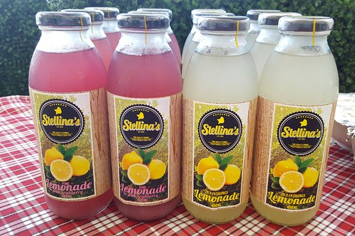 Stellinas Lemonade | Davao Gourmet Collective 2016: Food and the City at SM Lanang Premier - DavaoFoodTripS.com