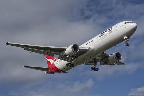 B763 - Boeing 767-338(ER)