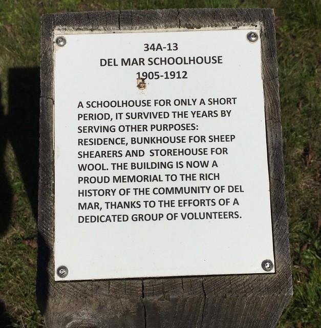 Del Mar Schoolhouse