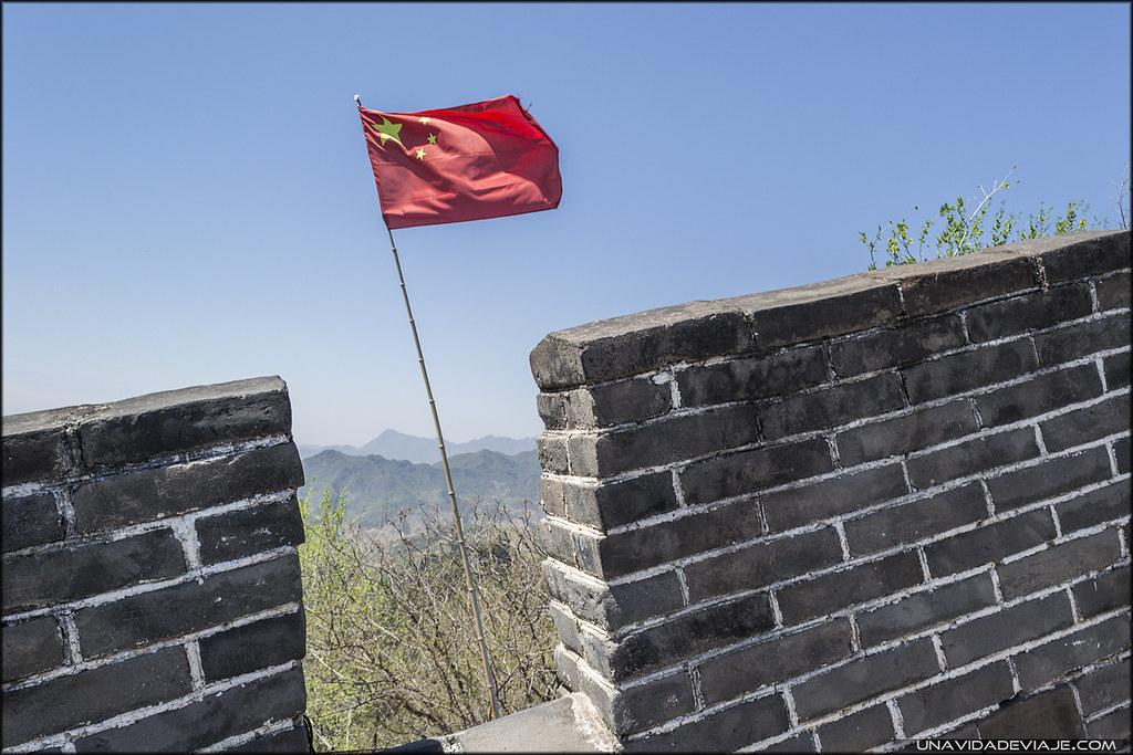 como ir a la Gran Muralla China