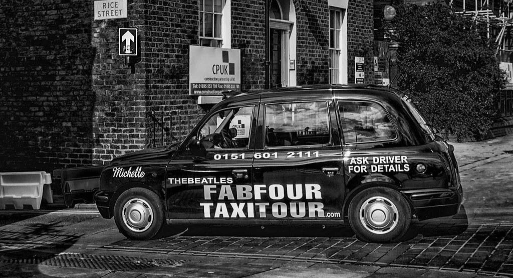 Fab Four Taxi