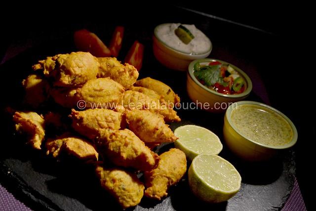 Beignets à la Courge © Ana Luthi Tous droits réservés 09