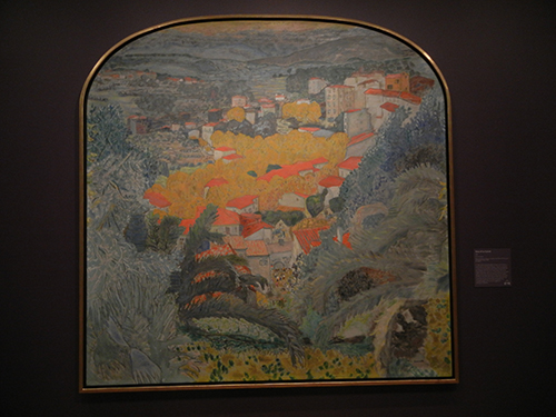 Pierre Bonnard, Legion of Honor, SF _ 1889