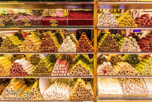 Turkish Delight - Istanbul by Daniel Mihai