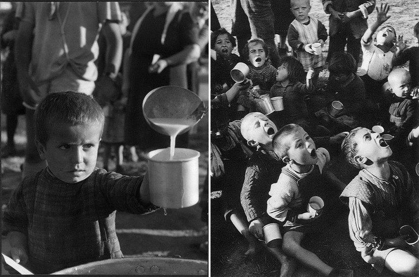 大衛·西蒙 David Seymour – 以小孩為中心的戰地攝影師6