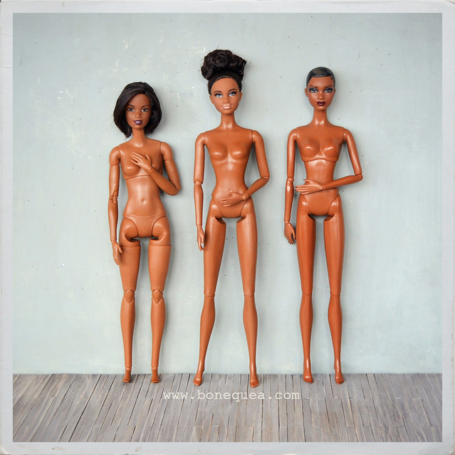 Skin tone comparison: Made To Move, Articulated Body & Pivotal AA