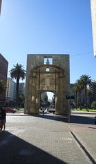 Old city gate, Montevideo
