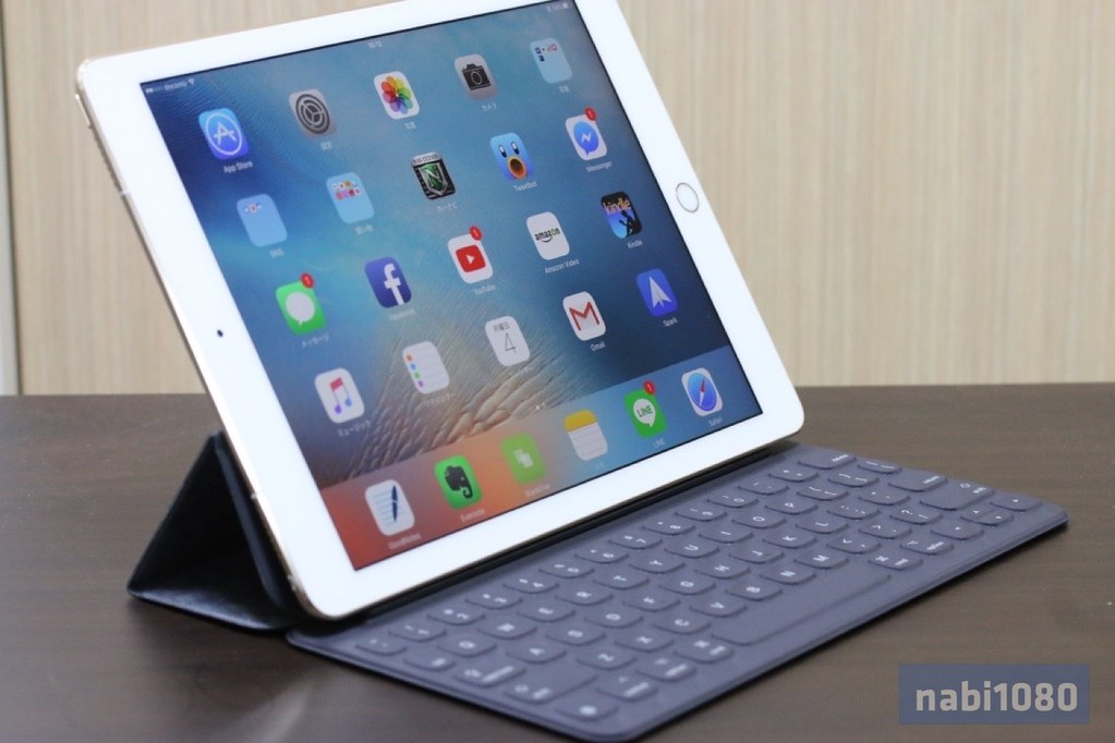 iPad Pro 9.7 Smart Keyboard13