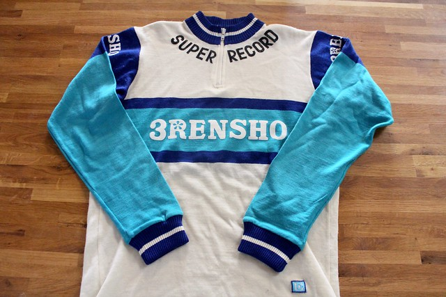 3RENSHO Ciedy Wool long sleeve Jersey