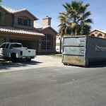 Dumpster Rental Clean Up in Phoenix Arizona