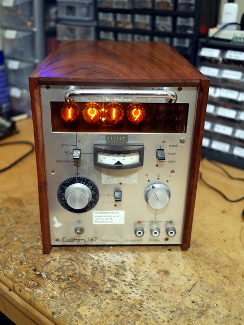 Bad Dog Designs - Nixie Clocks - 1