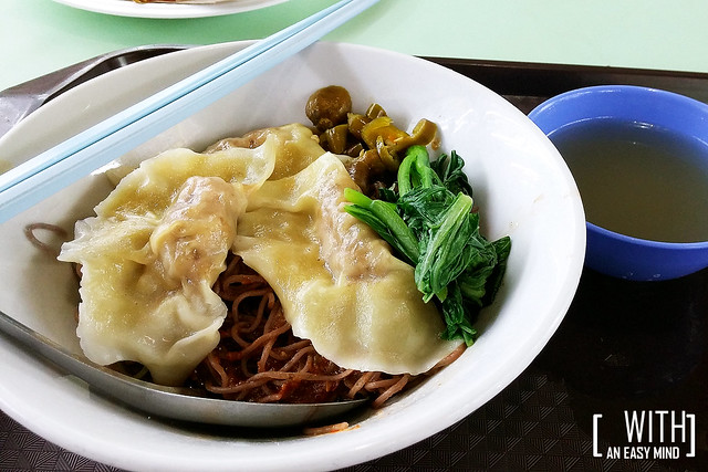 Old Airport Road Food Centre - Cho Kee Noodles