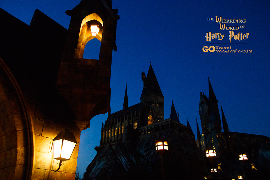 Universal Studios Japan: The Wizarding World of Harry Potter