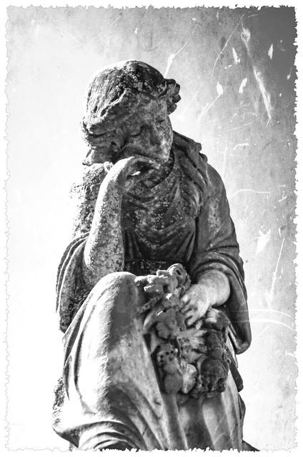 Prosperity Cemetery Angel