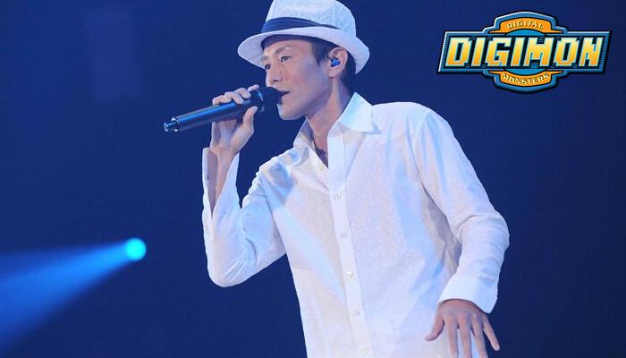 O cantor Kouji Wada, conhecido pelos temas de Digimon, falece ao 42 anos