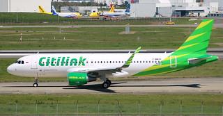 A320 CITILINK MSN7091 F-WWDR.