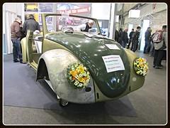 VW Beetle Convertible, 1953-59