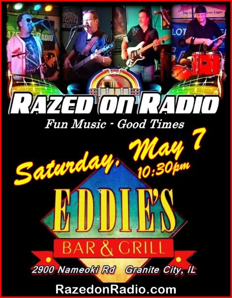 Razed On Radio 5-7-16