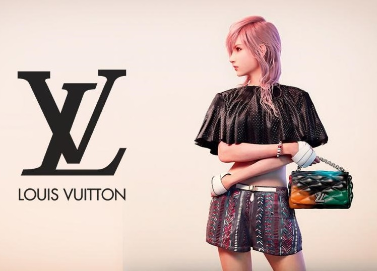 3lightning louis vuitton campagain final fantasy spanish fashion blog