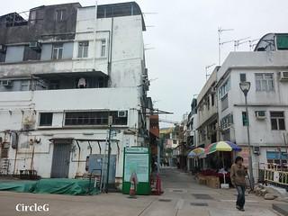 CIRCLEG 遊記 坪洲 一天遊 一日遊 圖文 船 香港 (12)