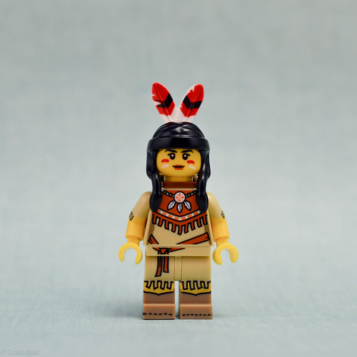 Tribal woman (Front)