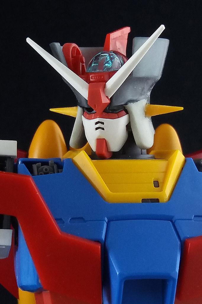 真實系 + 超級系!魔改造「RX-78」+「無敵鐵金剛」=「魔鋼彈」!