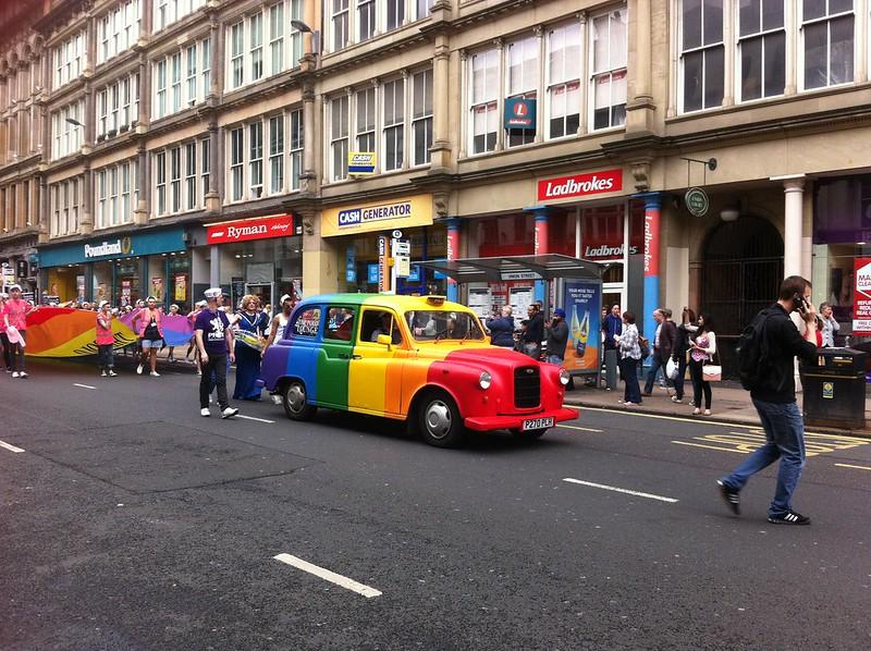 8 August Pride Glasgow