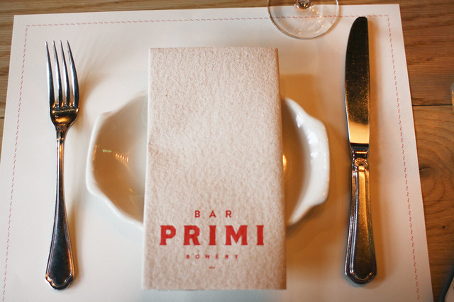 Bar Primi Brunch