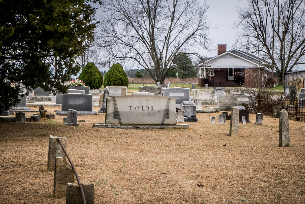 Spann Methodist Church and Cemetery-008