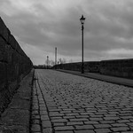 Cobbled Footbridge