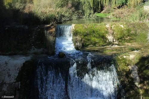 Cascadas en el Rio Castril