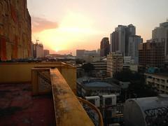 Sunset - Manila