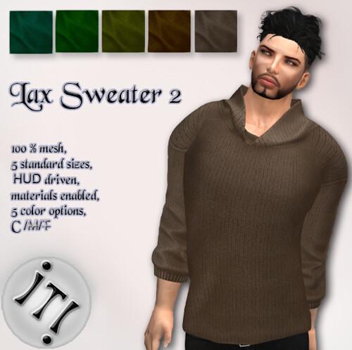 !IT! - Lax Sweater 2 Image