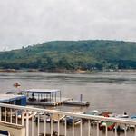 Le fleuve Oubangui