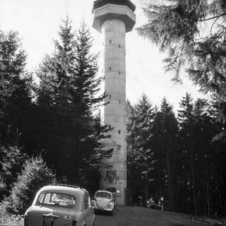 Aussichtswarte 1969