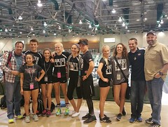 You can't ask for a better bunch of kids. You have the whole world in front of you, now go out and get it! Jump high and have an amazing season. Once a vaulter club kid, always a vaulter club kid! #polevault #VaulterMagazine #vaulterclub #polevaulting