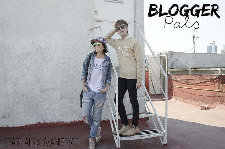 Blogger Pals Henry Evia Alexandra Ivanisevic
