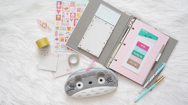 Planner 101: Starter Kit | LoveCharmaine.com