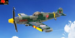 Spitfire Mk V - Portugal
