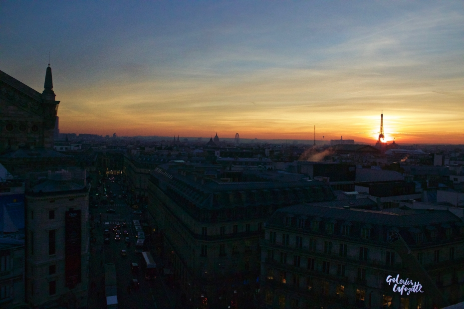 lara-vazquez-madlula-Paris-sunset-France-2016-January-galeries-Lafayette