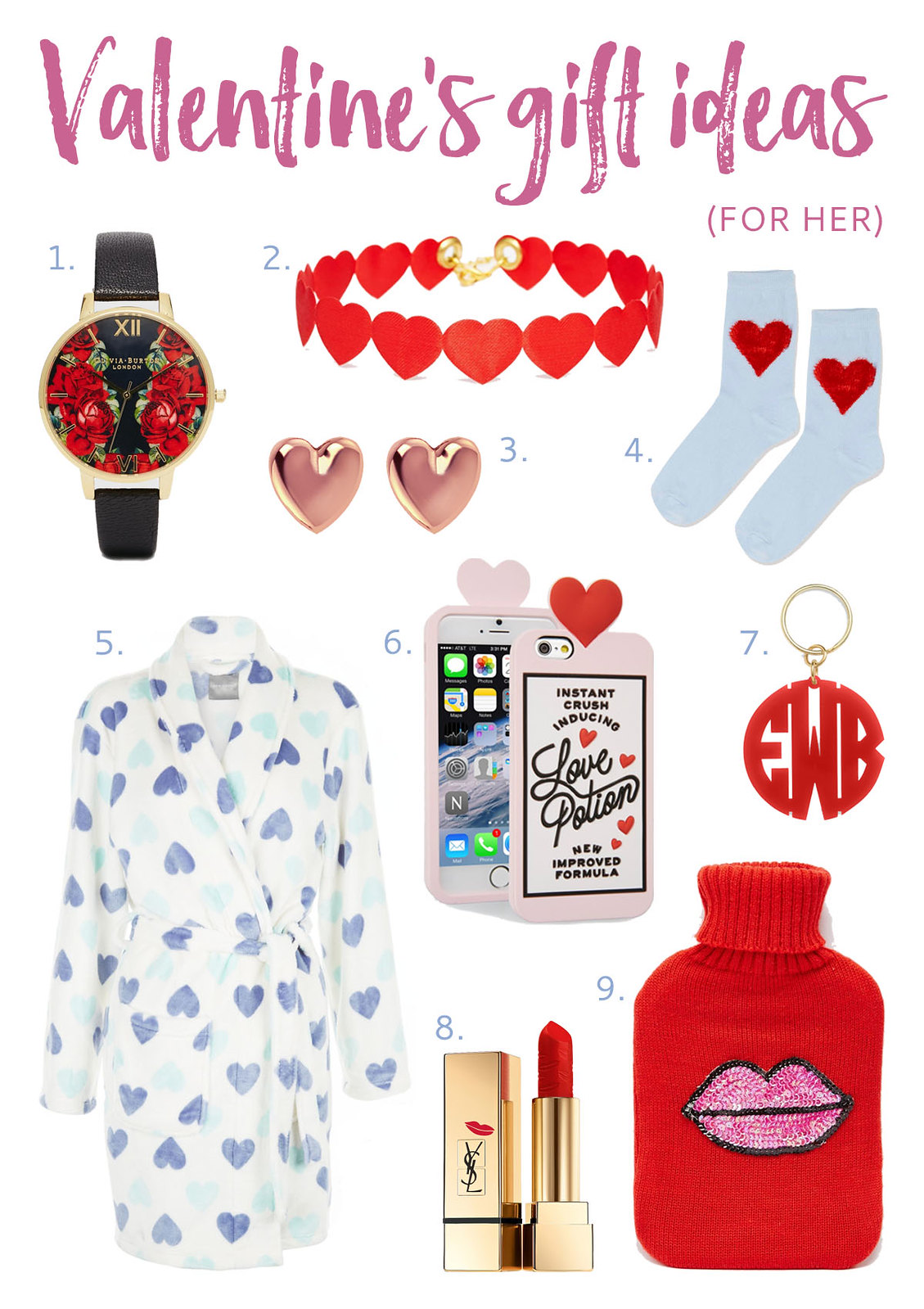 Valentine's Day Gift Ideas | For her