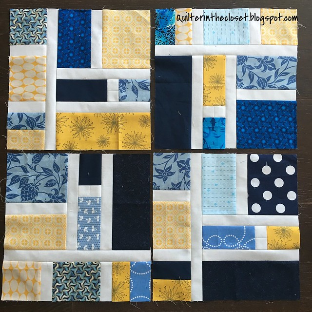 blocks for Carrigan comfort quilts