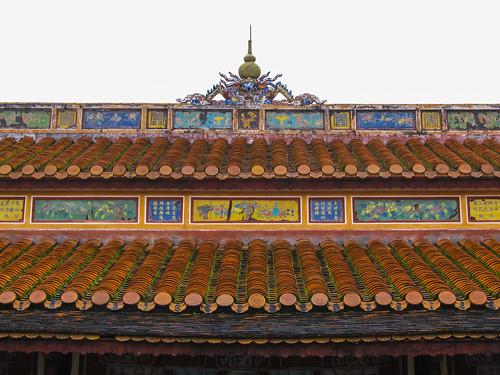 Le Tombeau de Minh Mang: le Temple du Culte du Roi