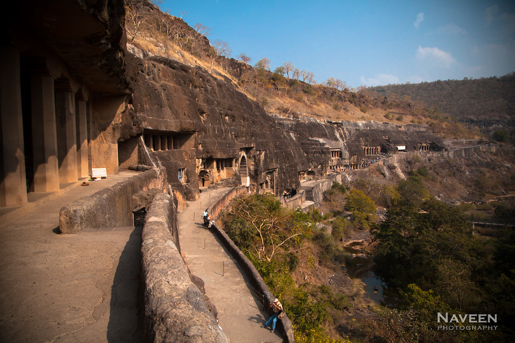 Ajanta Caves - World Heritage Site